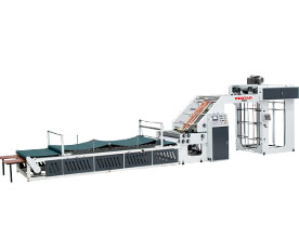 Servo Type High Speed Laminating