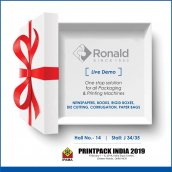 PRINTPACK INDIA 2019 NOTICE