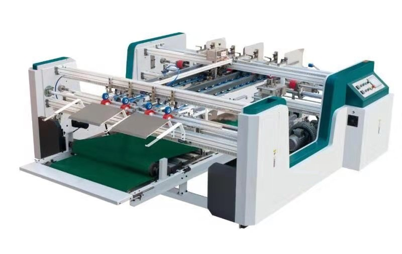 LZ-2300L Double Sheet Folder Glue