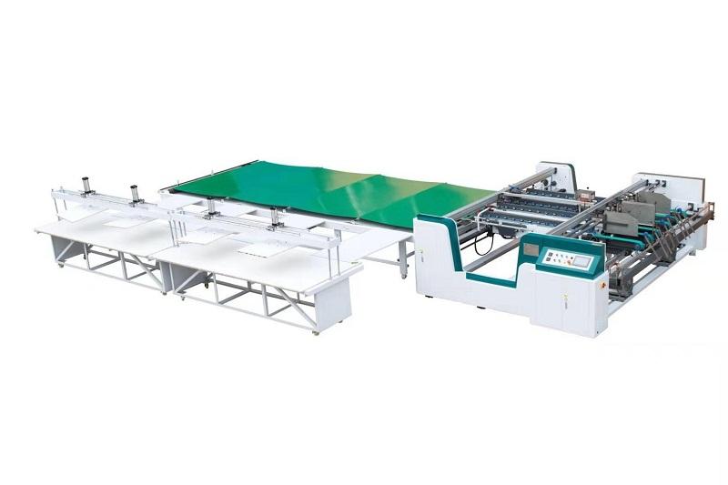 LZ-2600L Double Sheet Folder Glue