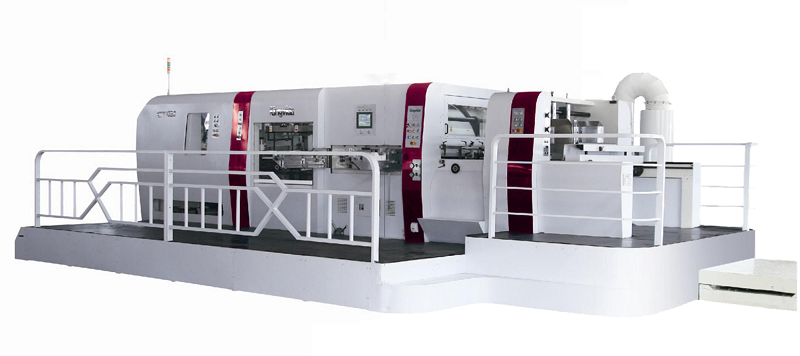 LZ-1650 AUTOMATIC DIE CUTTING AND