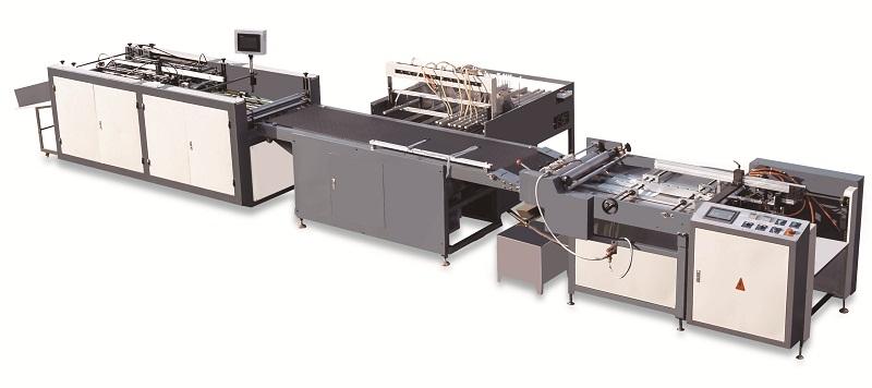 LZFM-560 Automatic Case Making Ma