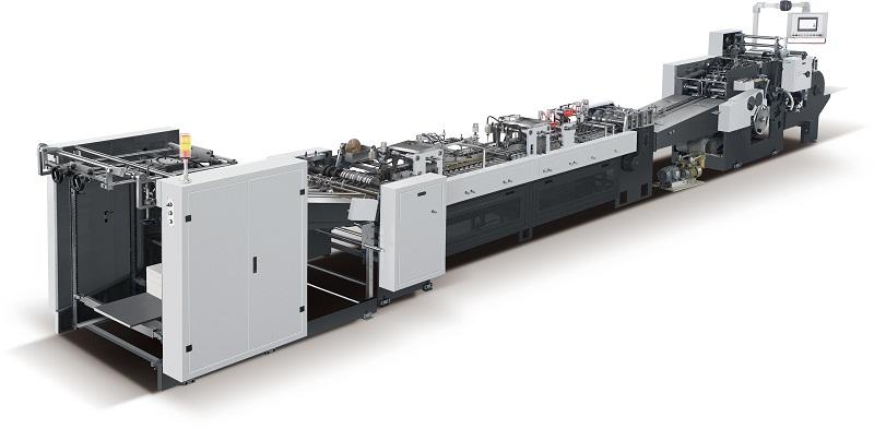 LZ-220/700 Automatic Paper Bag Ma