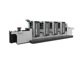 LZPS-350 Intermittent Label Offse