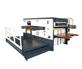 LZ-1500 Automatic Die-cutting and