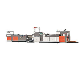 Automatic Pre-coating Film Lamina