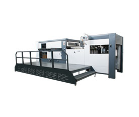 LZ-1060 Automatic Die-cutting and