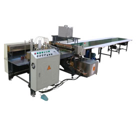 LZ-650 Auto Paper Continue Gluing
